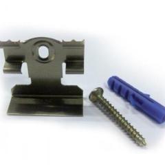 K-Produkt montážní klip k soklové liště 40x20mm, 15ks