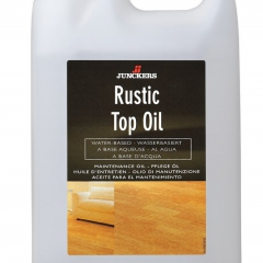 Junckers Rustic Top Oil, 1l