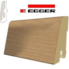 Egger soklová lišta 6cm, L245 (H1023 Dub Western světlý), 60x17mm