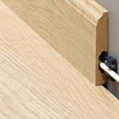 Balterio, Soklová lišta 8cm, 60043 Ořech Cedar, 83x14mm