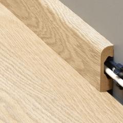 Balterio, Soklová lišta 5cm, 60043 Ořech Cedar, 50x14mm