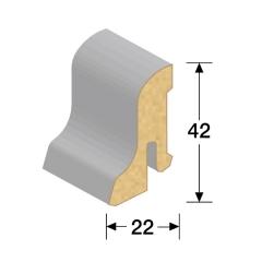 Meister 1 MK, Stavební dřevo světlé 6279, 42x22mm