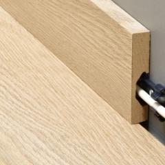 Balterio, Soklová lišta 7cm, 60043 Ořech cedar, 70x14,2mm