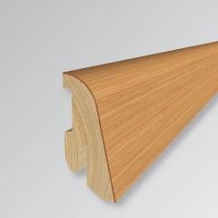 Tilo soklová lišta SL410250U, Ořech americký přírodní, 40x18mm