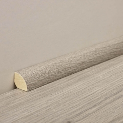 Berry Alloc obvodová lišta zaoblená Švestka 3009, 14x14mm